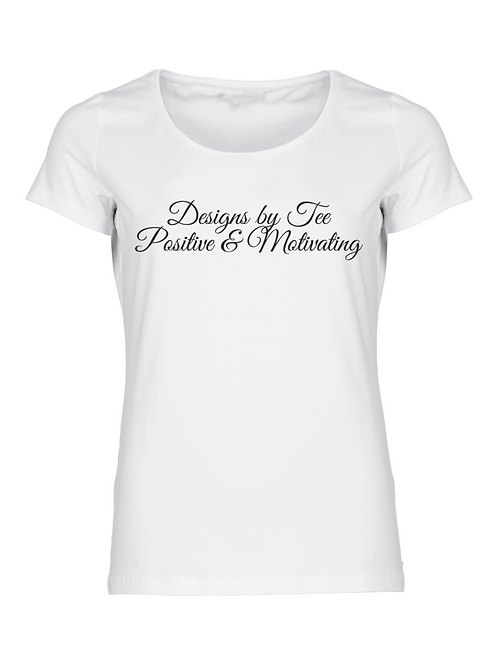 Positive and Motivating Tee (Female)