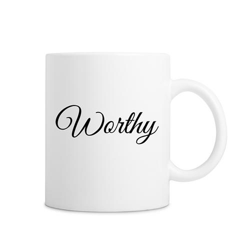 Worthy Mug