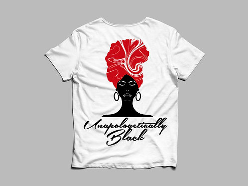 Unapologetically Black Tee Shirts