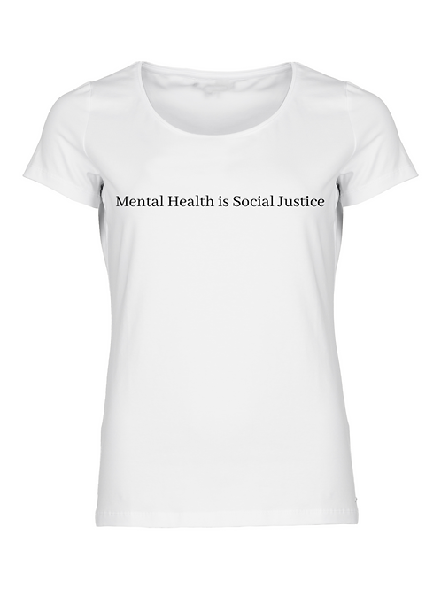 Mental Health is Social Justice