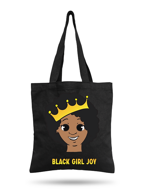 Black Girl Joy Tote
