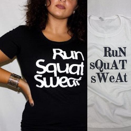 Run Squat Sweat