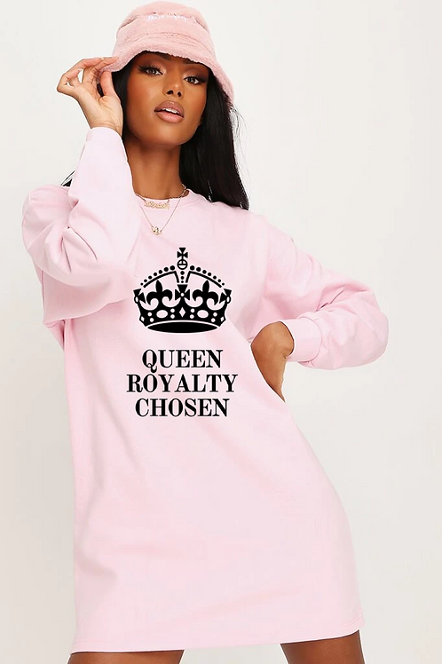 Queen Royalty Chosen Dress