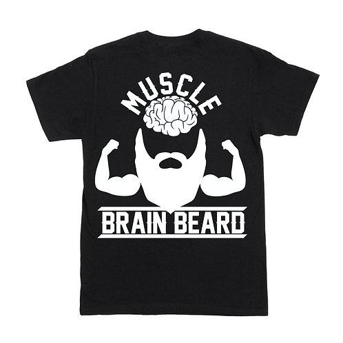 Muscle Brain Beard