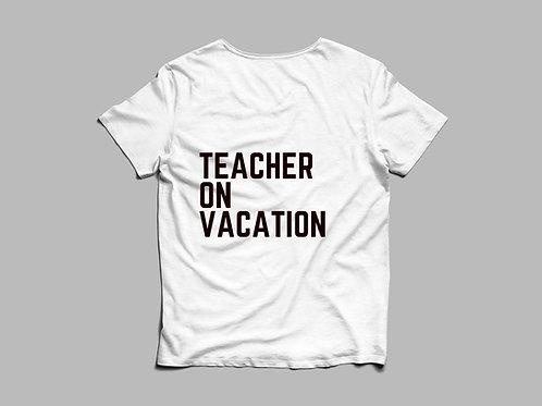 Teacher on Vacation