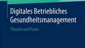 Lars Schirrmacher schreibt als Autor ein Buchkapitel für den Springer Verlag