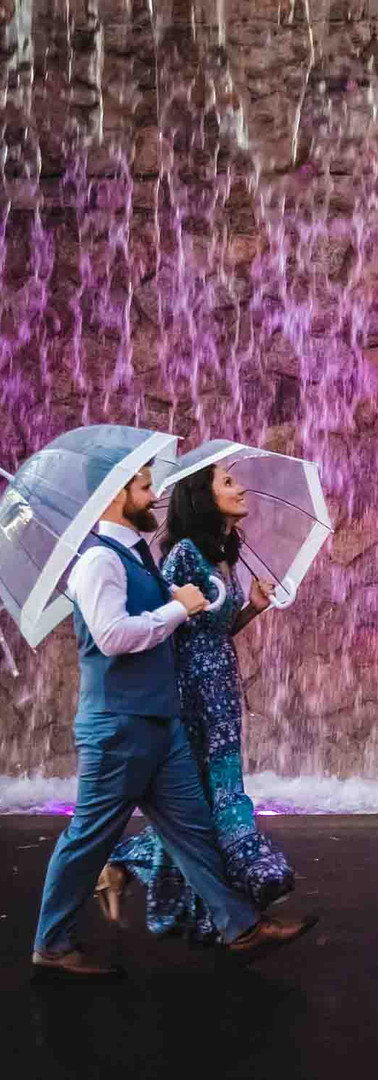 Brisbane-Wedding-Photographer-Waterfall.