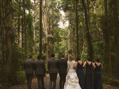 O'Reilly's Rainforest Retreat Wedding Photos