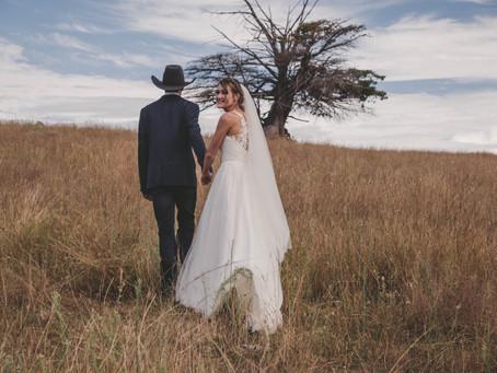 Tenterfield Wedding