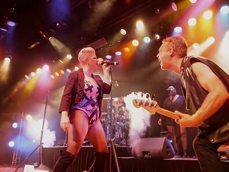 Australian Pink Vs GaGa Tribute Show
