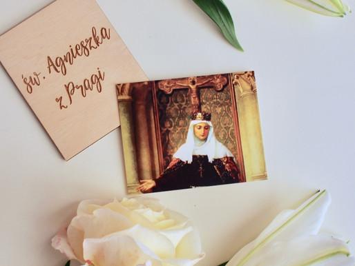 Klara i... święte Agnieszki, czyli Niewiasty listy piszą #1