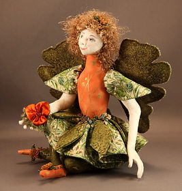 Cloth faerie