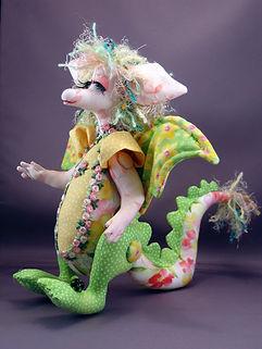 Daisy, a dragon