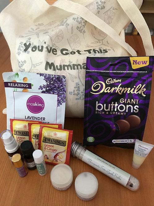 New Mum Pamper Kit