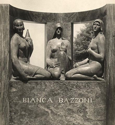 Monumento a Bianca Bazzoni