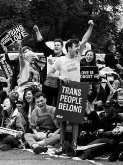 Trans People Belong