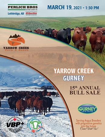 Yarrow Gurney 2021