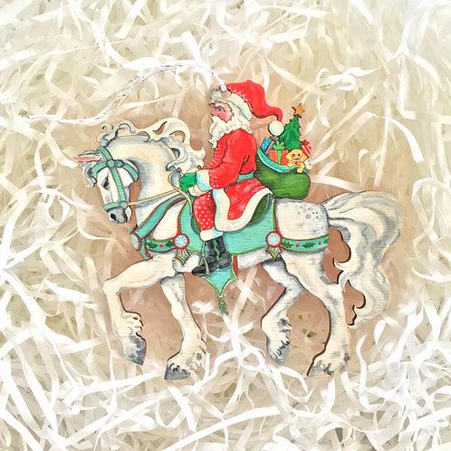 Giddyup Santa