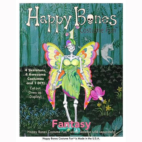 DIY Fantasy Book
