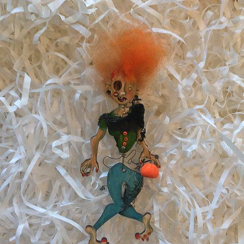 Zombie Girl Anna