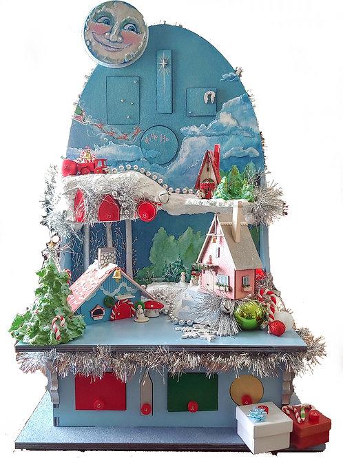 Let It Snow Advent Calendar
