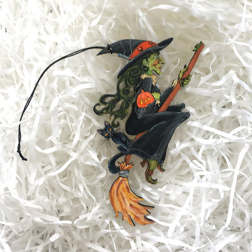 Familiar Spirits Witch
