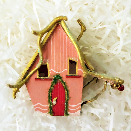 Fairy Godmother's Winter House