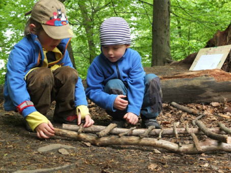 La importancia de la naturaleza en el desarrollo de la infancia