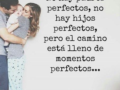 ¿Existen los padres perfectos?