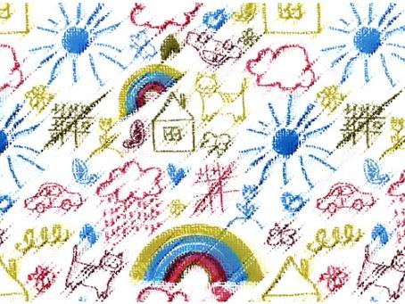 Entérate de todo lo que los dibujos de tu hijo te dicen sobre su desarrollo cognitivo. (desde una mi