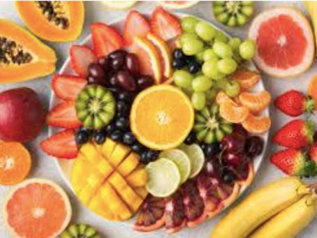 La fruta y sus mitos