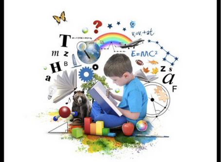 Funciones Ejecutivas: ¿Qué son? Y Como pueden afectar la lectura en nuestros pequeños.