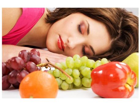 El sueño y la alimentación