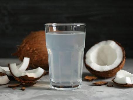 Agua de coco ¿Potente Detox?