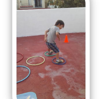 Cómo lograr control corporal en el niño