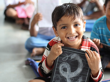 Aprendizaje Lúdico, niños felices y seguros