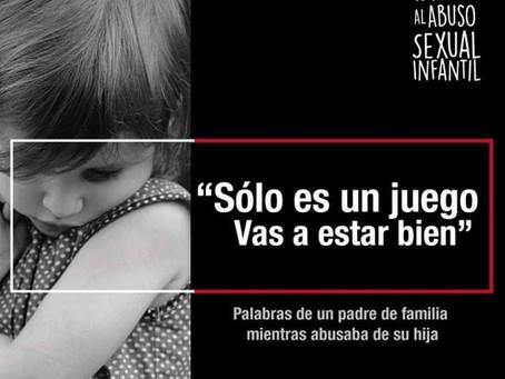 Créeme papá, créeme mamá. Lo que tienes que saber para evitar el abuso sexual infantil.