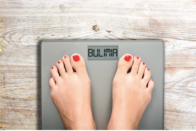 Comportamiento alimentario en la bulimia
