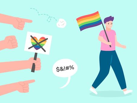 Me da asco la diversidad sexual