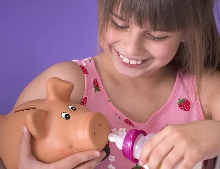 Educación financiera para tus hijos