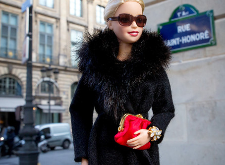 A Barbie in Paris