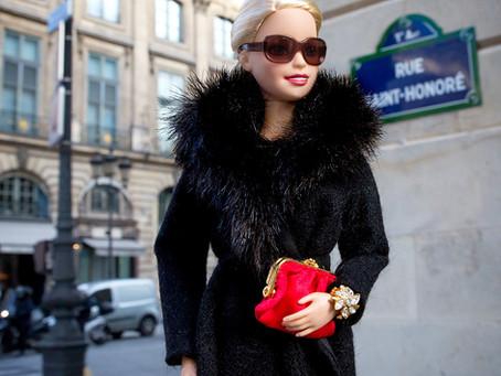 A Barbie in Paris
