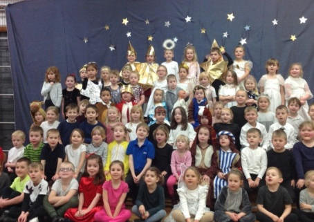 Foundation Stage and Year 1 Christmas Play
