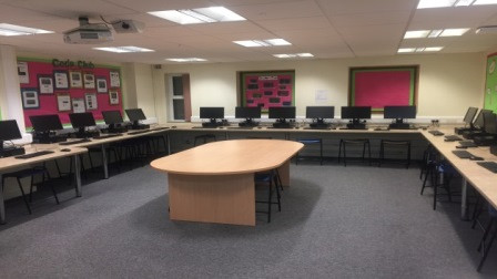Key Stage 2 ICT Suite