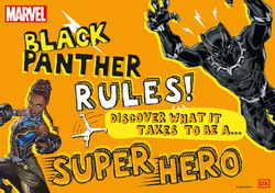 Black Panther Activity Pack