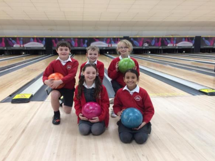 KS2 Bowling Competition