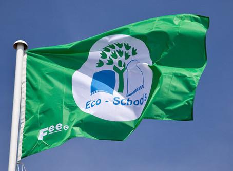 Eco-Schools Green Flag Award!