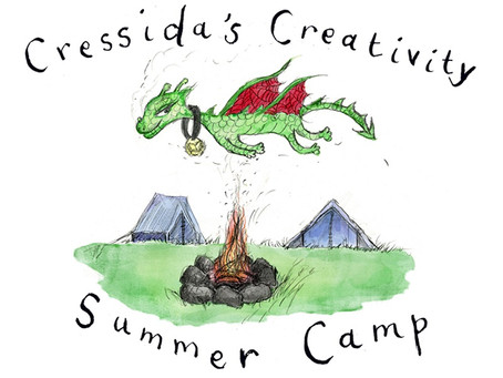 Cressida Cowell's Creativity Summer Camp