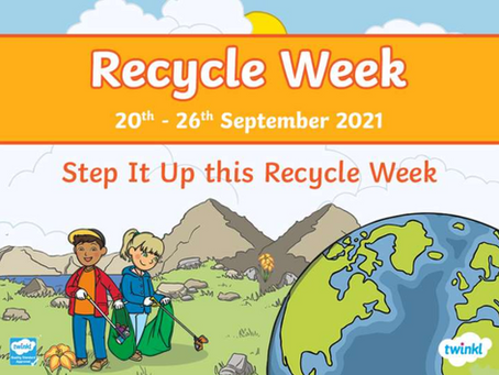 Recycle Week Assembly