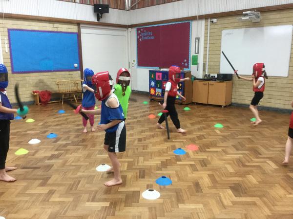 Fencing Club - Infants